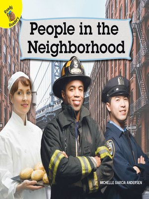 cover image of People in the Neighborhood